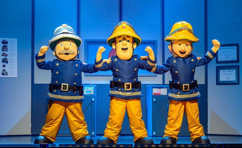 Feuerwehrmann Sam Rettet Den Zirkus Saar Regionalde
